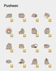 Pusheen the Cat sticker #637242