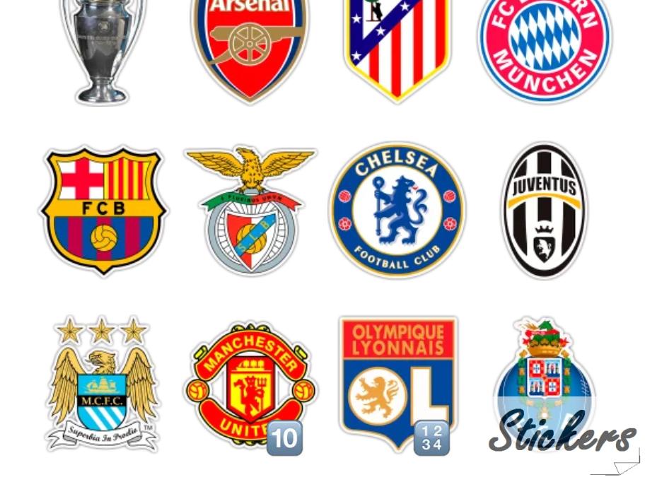 Champions League 15/16 #1 – S4T.tv Telegram sticker set