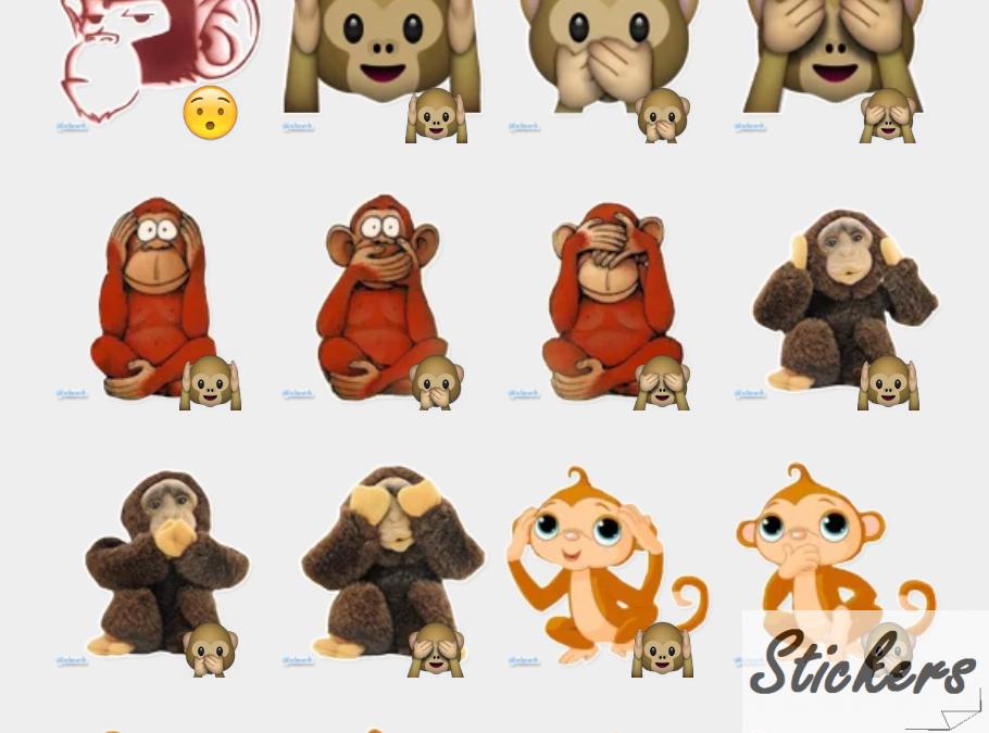 Afasoft7 Telegram stickers set