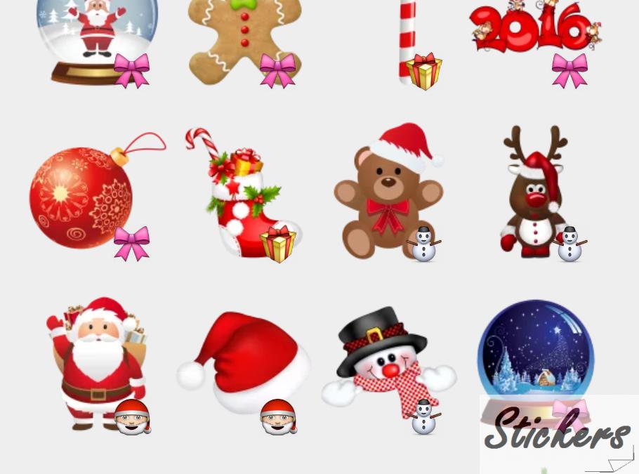 Merry Christmas by sononicola Telegram sticker set